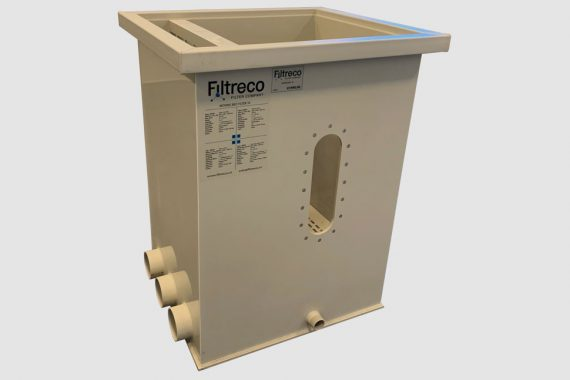 Filtreco - Moving bed 35