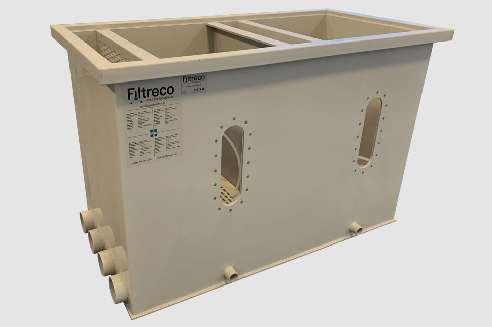 Filtreco - Moving bed 55