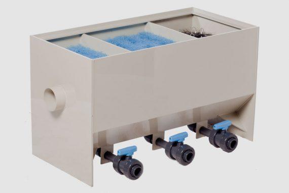 Filtreco - 3 chamber small