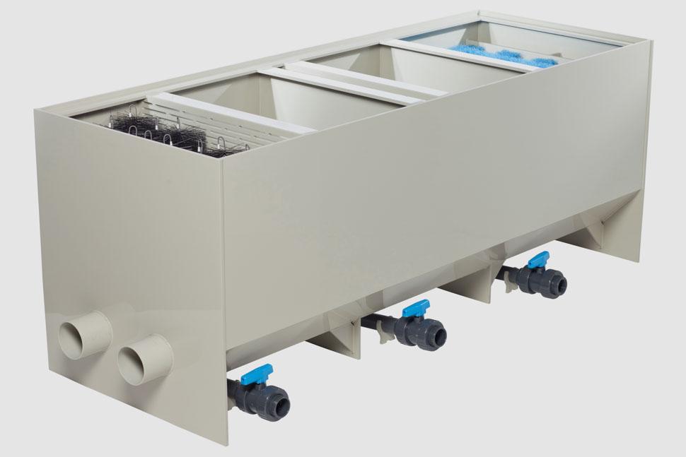 Filtreco - 4 chamber medium