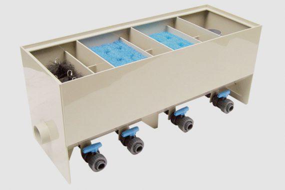 Filtreco - 4 chamber small