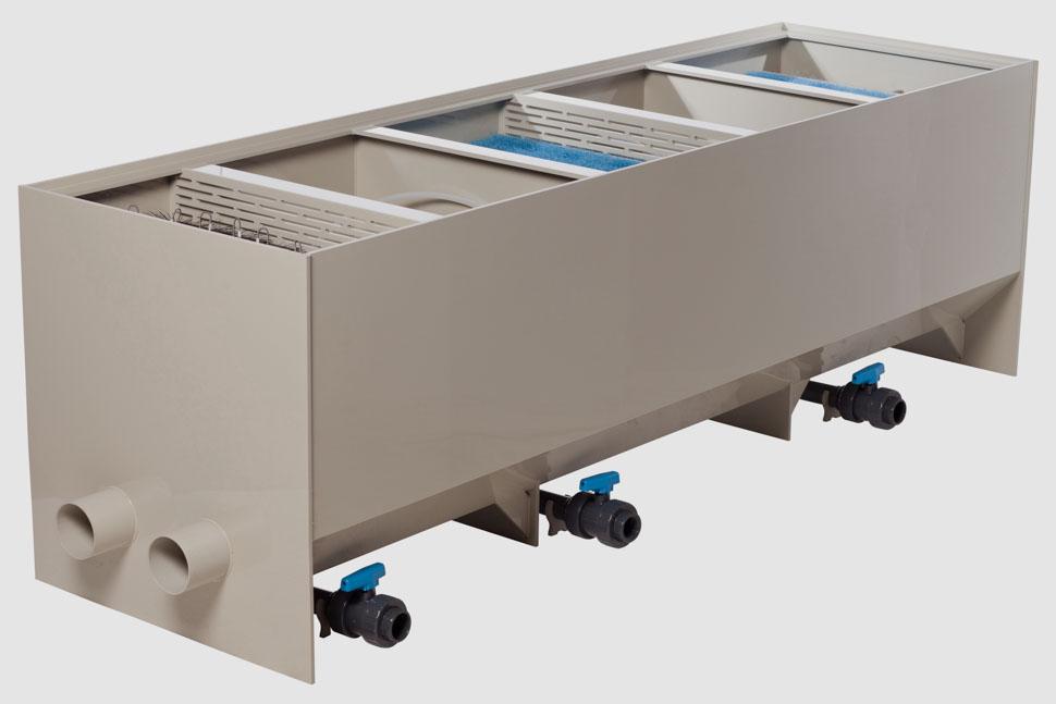 Filtreco - 5 chamber medium