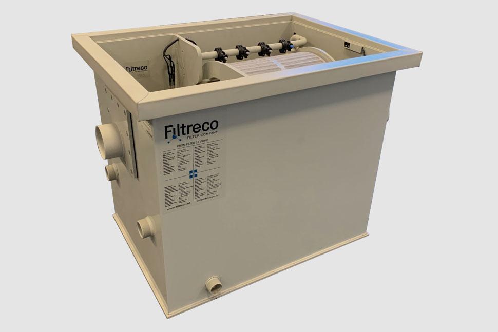 Filtreco - Drum 35 (pump)