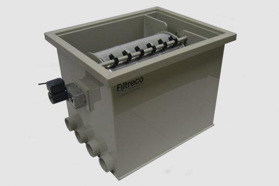 Filtreco - Drum 55 (gravity)