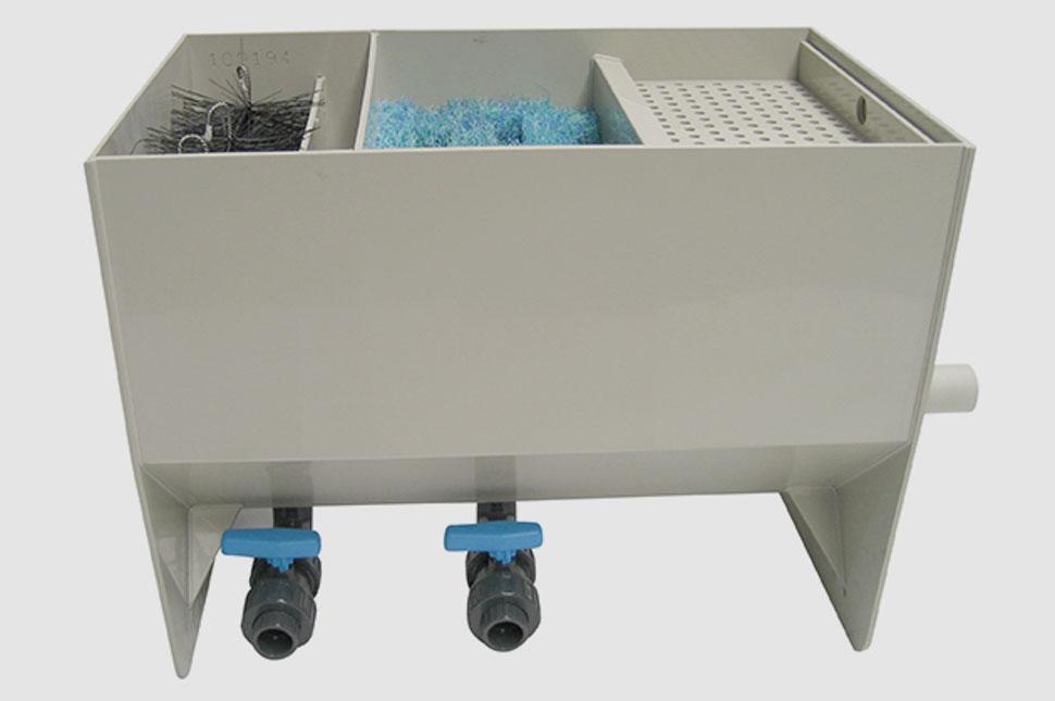 Filtreco - 3 chamber mini trickle