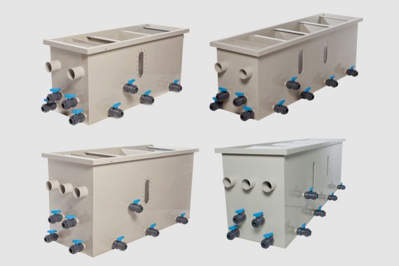 Filtreco - Chamber filter gravity sieves