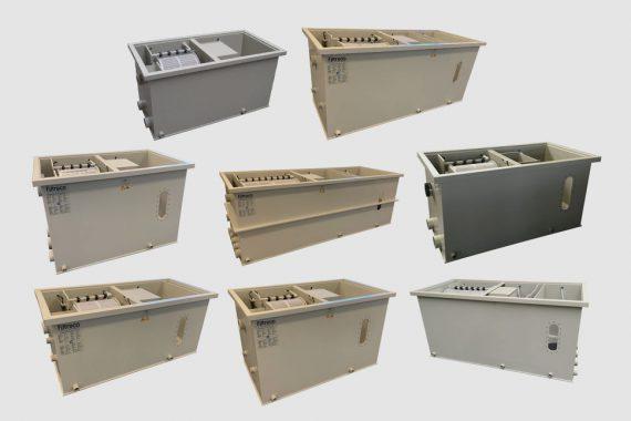Filtreco - Combi drum filters